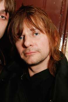 English rock drummer Zak Starky is the son of Beatles drummer Ringo Starr and his first wife, Maureen Starkey Tigrett. Photo: Jo Hale, Getty Images / 2008 Getty Images