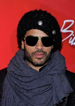 And Zoe's dad is rocker Lenny Kravitz. Photo: Ethan Miller, 2012 Getty Images / 2012 Getty Images