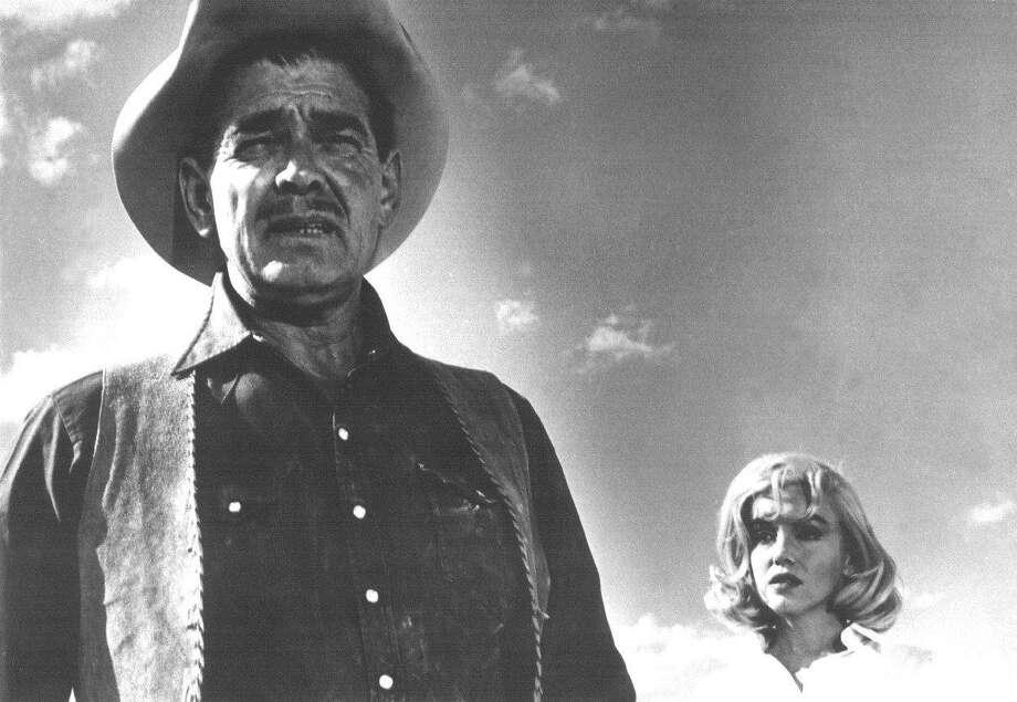 """Clark Gable - """"The Misfits"""""""