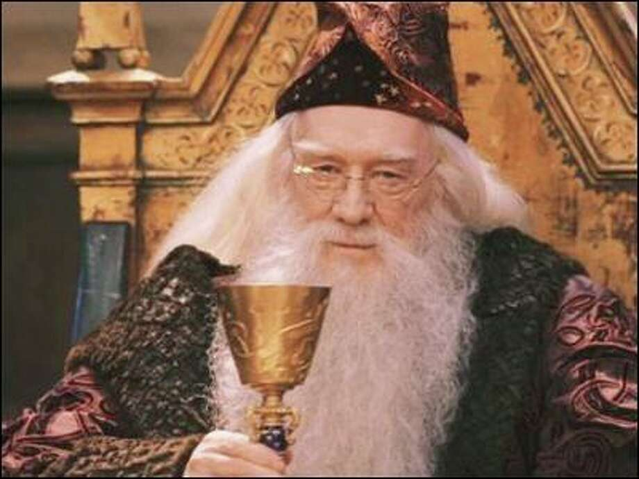 "Richard Harris - ""Harry Potter and the Chamber of Secrets"""