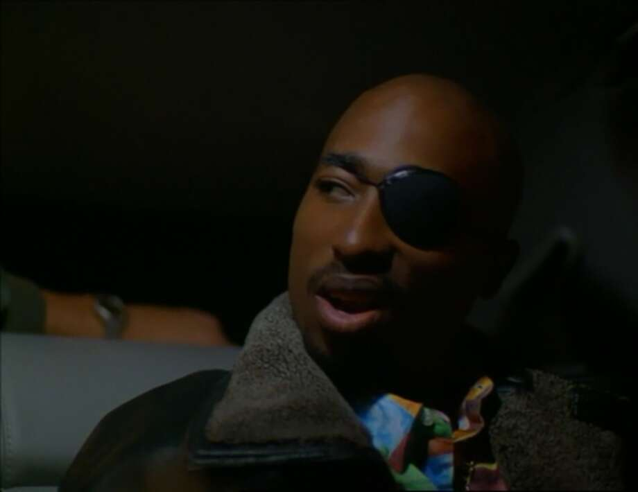 "Tupac Shakur - ""Bullet"""