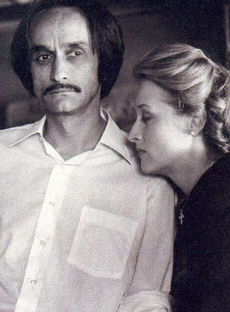 "Cazale in ""The Deer Hunter."" The actor made five movies. All five are gems."