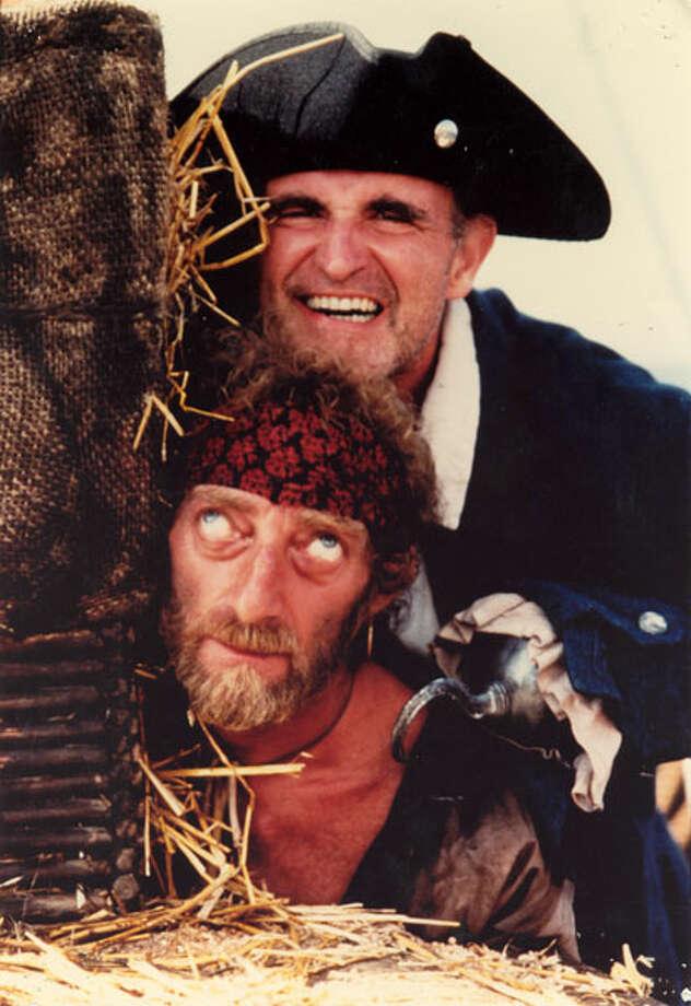 "Marty Feldman - ""Yellowbeard"" (with Peter Boyle)"