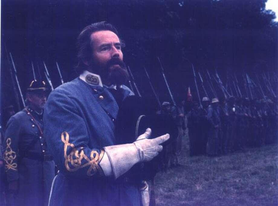 """Richard Jordan - """"Gettysburg"""""""