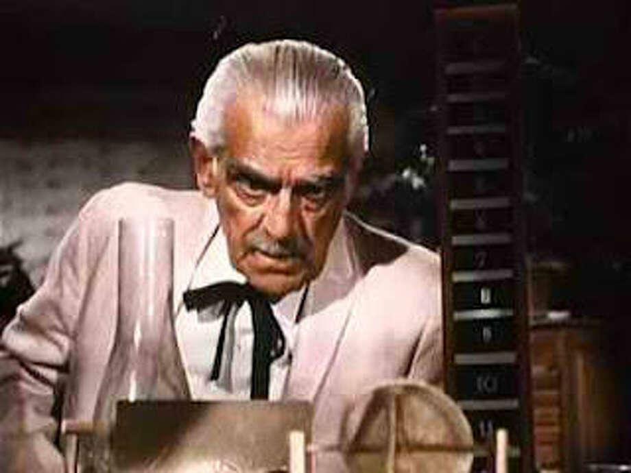 """Boris Karloff - """"Isle of the Snake People"""""""