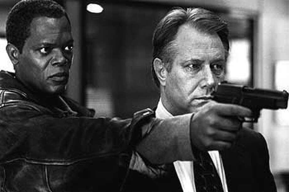 "J.T. Walsh - ""The Negotiator"" (with Samuel L. Jackson)"