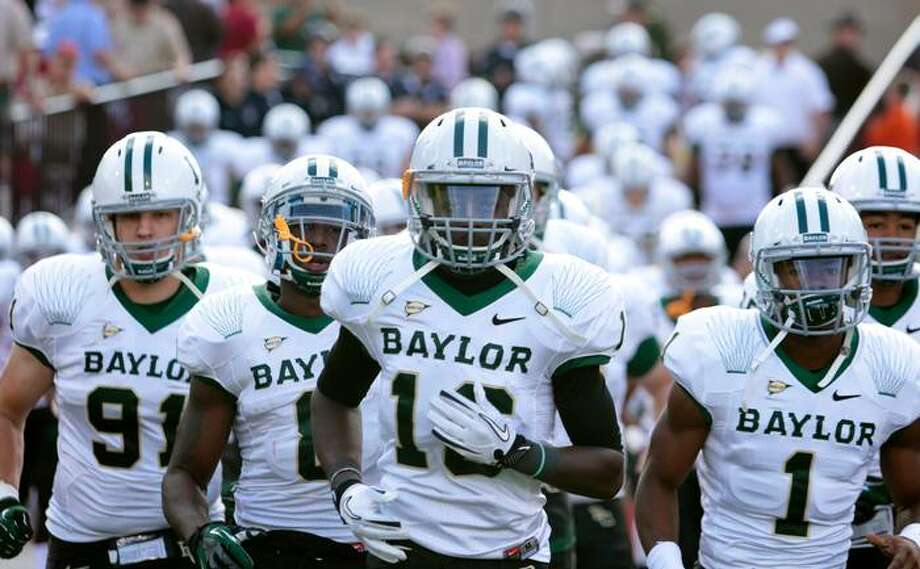 Bears can only hope their Floyd Case finale carries Big 12 implications.