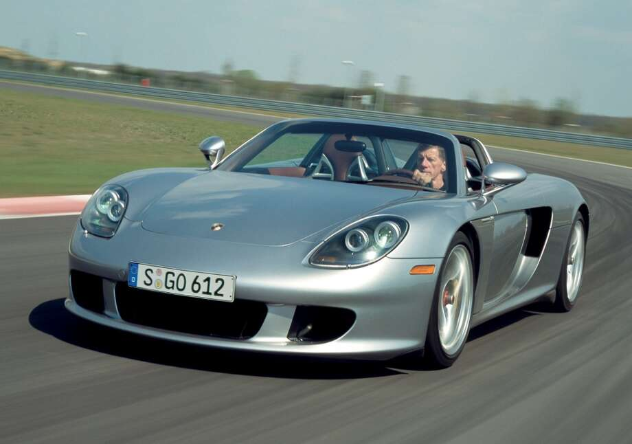 Photo: PORSCHE, ASSOCIATED PRESS