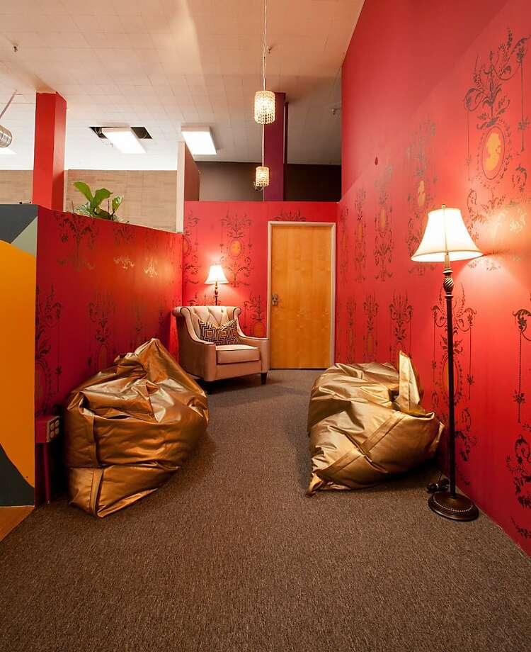 "San Francisco's Avalon Ballroom got an MTV-style redo for the upcoming season of ""Real World."" Photo: Pete Yang/MTV"