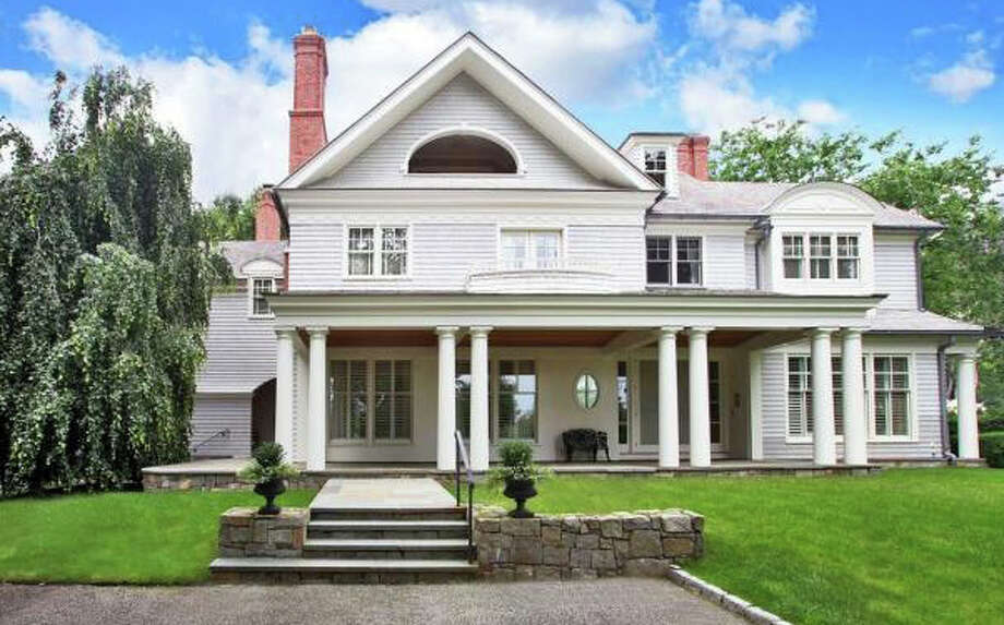 The house at 322 Harbor Road was recently sold for $3.1 million. Photo: Contributed Photo / Fairfield Citizen contributed