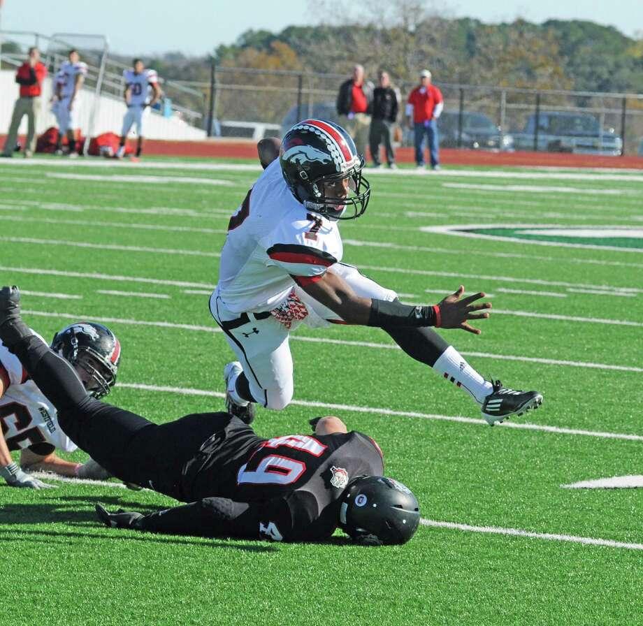 Westfield quarterback Courtland Greenwood was a force last weekend. Photo: L. Scott Hainline, Houston Chronicle / Houston Chronicle