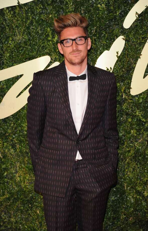 Henry Holland attends the British Fashion Awards 2013 at London Coliseum on December 2, 2013 in London, England.  (Photo by Stuart C. Wilson/Getty Images) Photo: Stuart C. Wilson, Getty Images