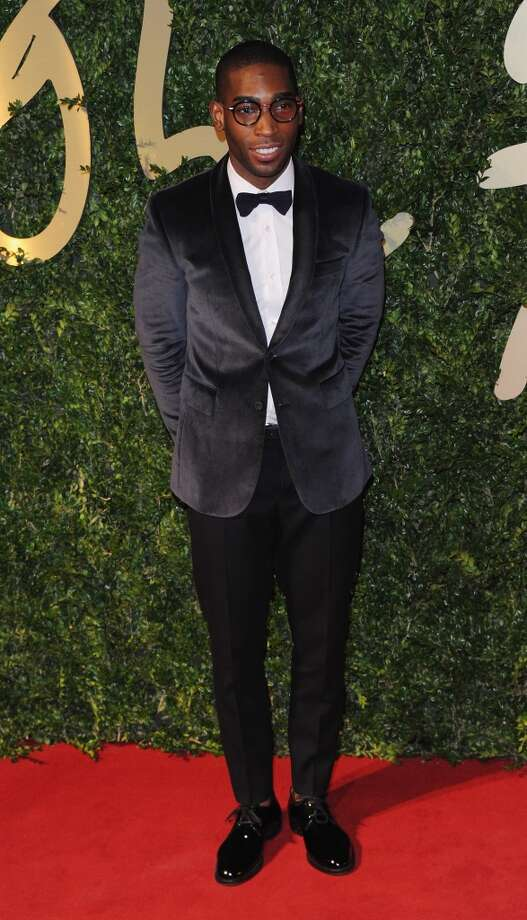 Tiny Tempah attends the British Fashion Awards 2013 at London Coliseum on December 2, 2013 in London, England.  (Photo by Stuart C. Wilson/Getty Images) Photo: Stuart C. Wilson, Getty Images
