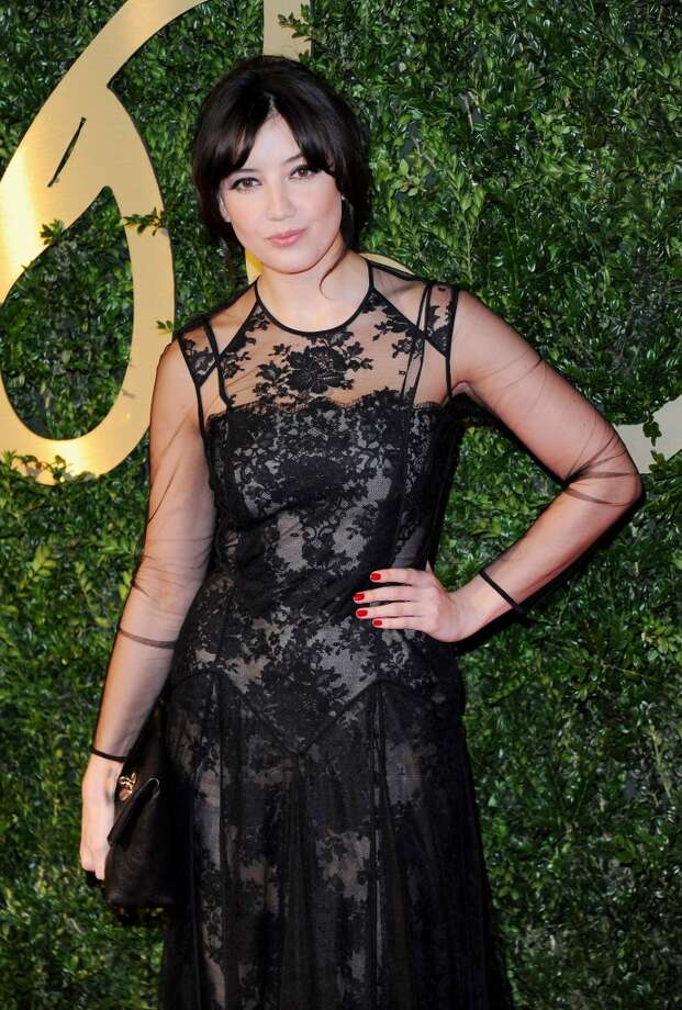 Daisy Lowe attends the British Fashion Awards 2013 at London Coliseum on December 2, 2013 in London, England.  (Photo by Stuart C. Wilson/Getty Images) Photo: Stuart C. Wilson, Getty Images