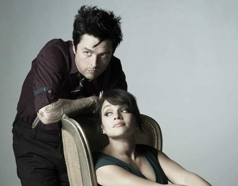 "Billie Joe Armstrong and Norah Jones have teamed up for an Everly Brothers tribute, ""Foreverly."" Photo: Warner Bros. Records"