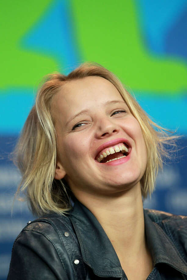 Joanna Kulig -- Polish actress, who is a knockout in ELLES, a Polish-French film released this year.