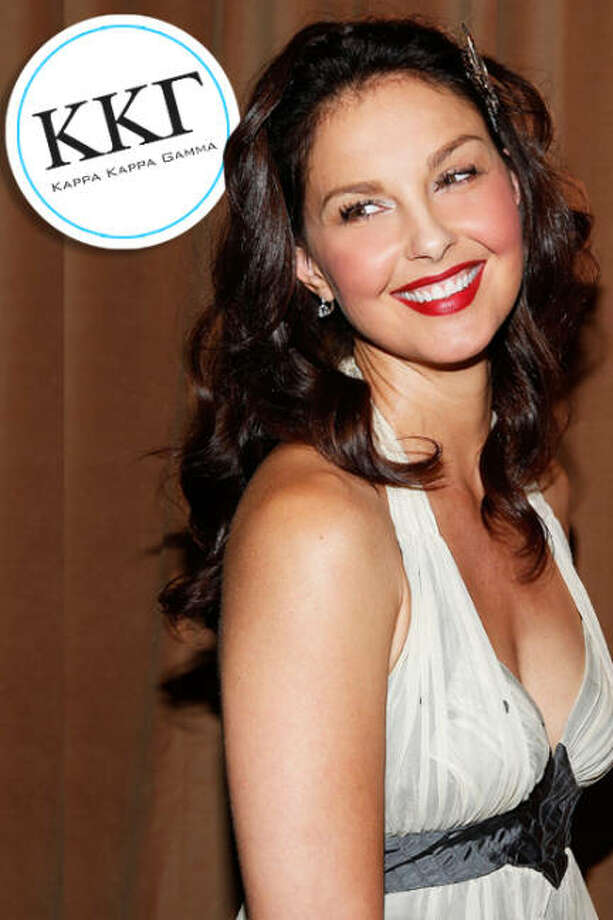 Ashley Judd -- who could actually be the next Senator from Kentucky, too.