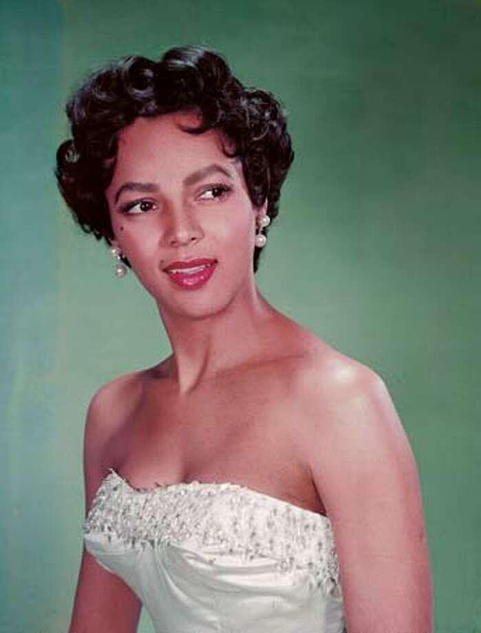 Dorothy Dandridge -- tragic pioneering African-American star of the 1950s and '60s.