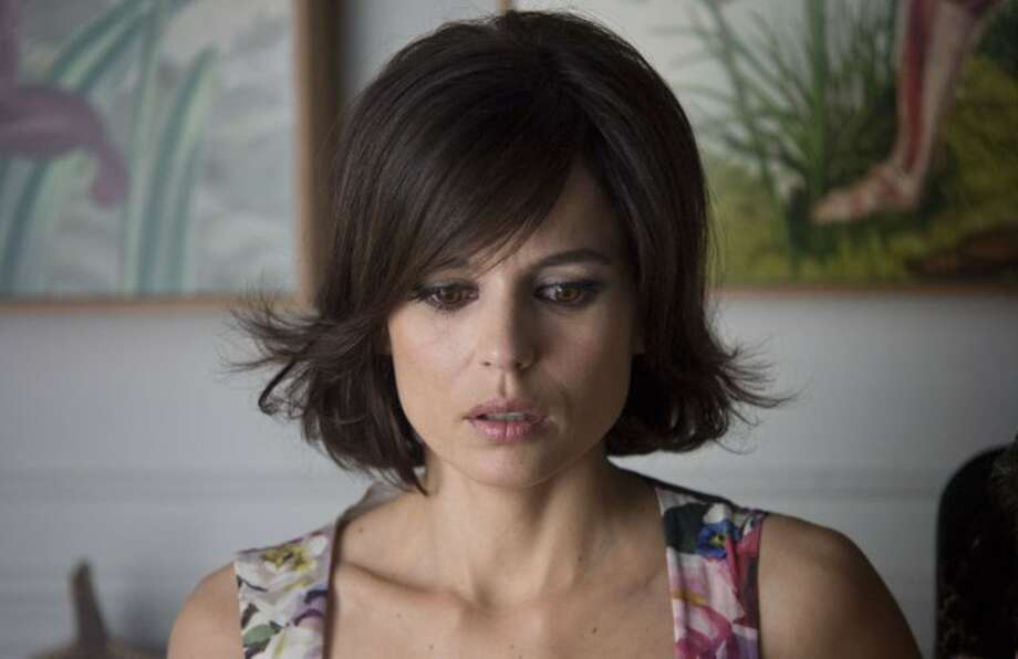 Elena Anaya -- the star of SEX AND LUCIA and THE SKIN I LIVE IN.