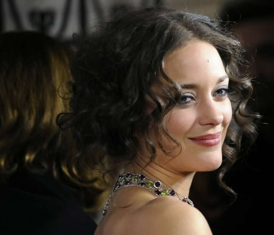Marion Cotillard -- French actress, passionate and extraordinary: Just wait until you see her in RUST AND BONE.