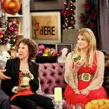 'Kirstie,' starring Kirstie Alley alongside Michael Richards, from left, and Rhea Perlman, ended in February 2014 after one season.