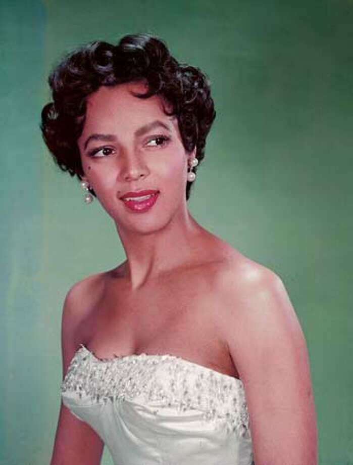 Dorothy Dandridge -- tragic pioneering African-American star of the 1950s and '60s.