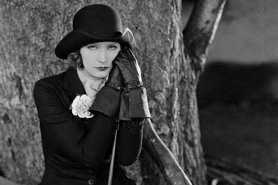 Greta Garbo -- one of the most beautiful women of the 20th century, especially in her silent films. / www.thetimes.co.uk