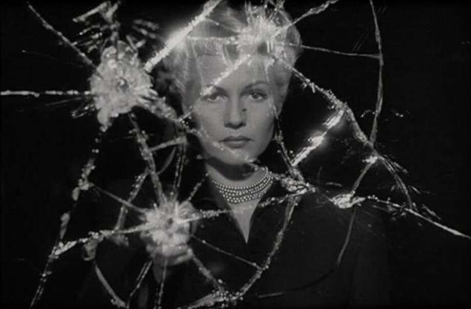 Rita Hayworth -- seen here in THE LADY FROM SHANGHAI.