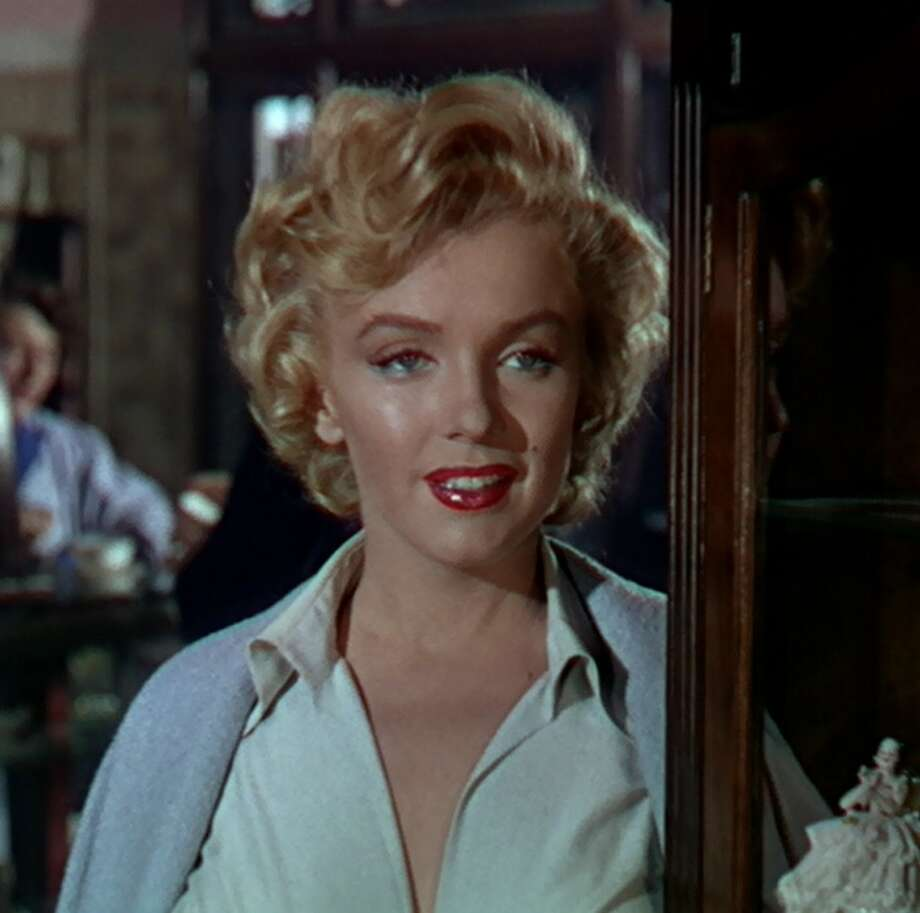 """Marilyn Monroe -- probably the most desirable woman of the 20th century.  And you can probably get rid of the """"probably."""""""