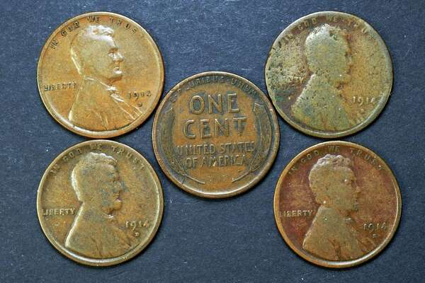 Check your change: Four valuable pennies are out there