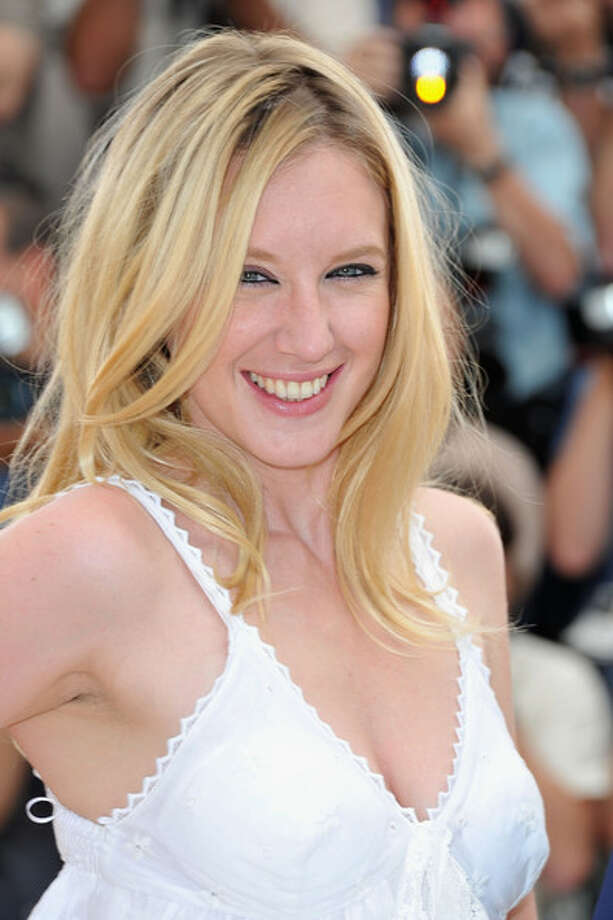 Ludivine Sagnier -- a versatile French actress, in the midst of compiling an impressive resume, best known in the US for SWIMMING POOL.  This year she was splendid in BELOVED.