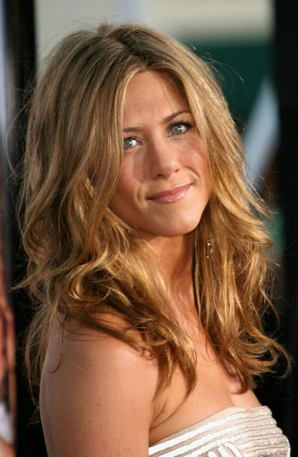 Jennifer Aniston -- you either get her or you don't, and if you don't, my condolences.  She's a real talent as a comic actress, and a real beauty but in a way that makes men think she would like them.  She wouldn't, but that's OK.