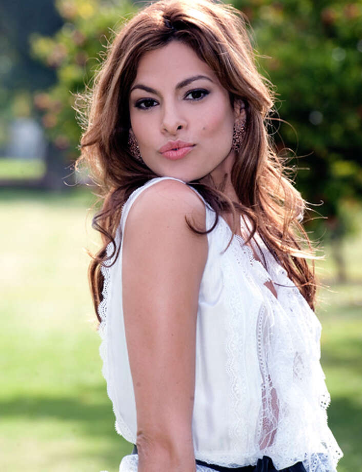 Eva Mendes -- who had a memorable cameo in HOLY MOTORS. Photo: Dominique Charriau, Getty Images / 2010 Getty Images