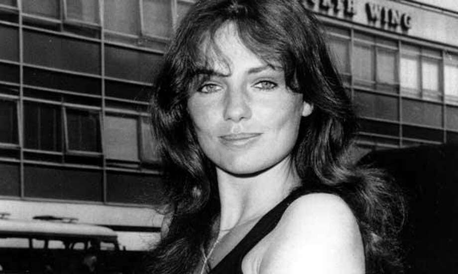 Jacqueline Bisset, unforgettable in her seventies heyday.