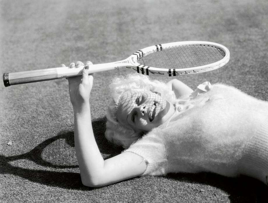 Jean Harlow -- one of the most endearing, delightful and indelible women ever to step in front of a camera -- totally adorable, extremely funny and incredible sexy.  She left us at age 26, but that was long enough to make an impression. Photo: John Kobal Foundation