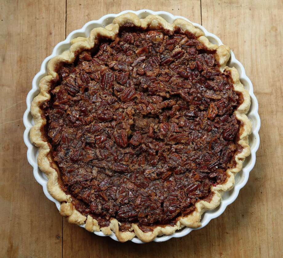 And speaking of pecans, this will always be your favorite pie. Photo: Karen Warren, Staff / © 2013 Houston Chronicle