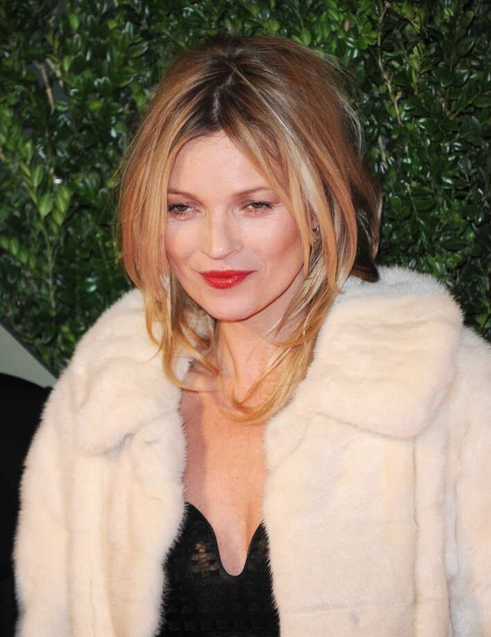 Kate Moss attends the British Fashion Awards 2013 at London Coliseum on December 2, 2013 in London, England.  (Photo by Stuart C. Wilson/Getty Images) Photo: Stuart C. Wilson, Getty Images
