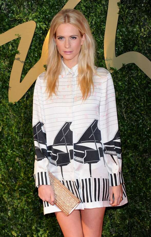 Poppy Delevingne attends the British Fashion Awards 2013 at London Coliseum on December 2, 2013 in London, England.  (Photo by Stuart C. Wilson/Getty Images) Photo: Stuart C. Wilson, Getty Images