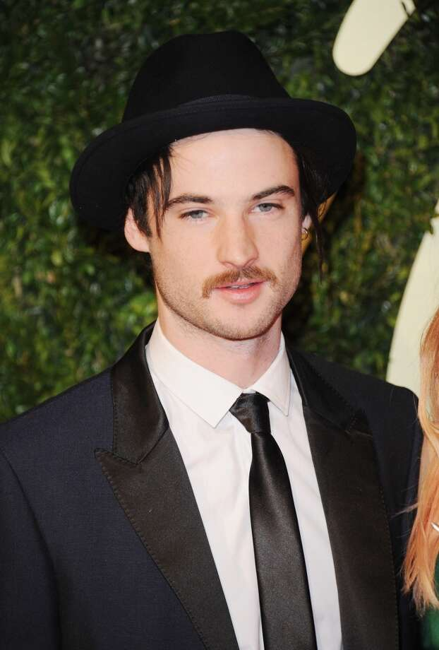 Tom Sturridge attends the British Fashion Awards 2013 at London Coliseum on December 2, 2013 in London, England.  (Photo by Stuart C. Wilson/Getty Images) Photo: Stuart C. Wilson, Getty Images