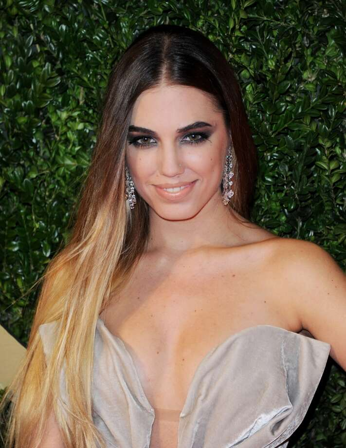 Amber Le Bon attends the British Fashion Awards 2013 at London Coliseum on December 2, 2013 in London, England.  (Photo by Stuart C. Wilson/Getty Images) Photo: Stuart C. Wilson, Getty Images