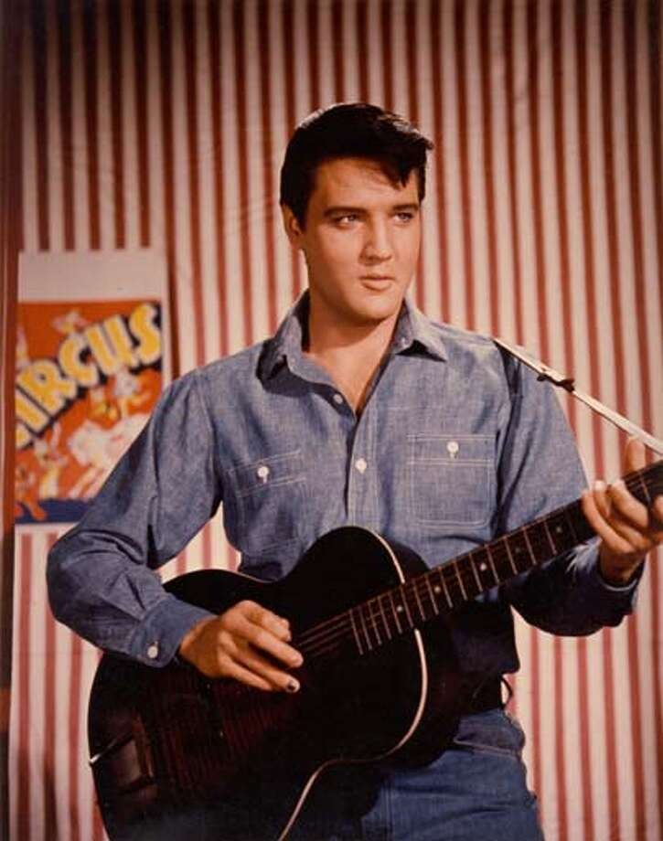 How Elvis Presley died(if he did, in fact, die...) is still up for debate. But one thing we can agree on: it involved a toilet. Photo: Michael Ochs Archives / Moviepix