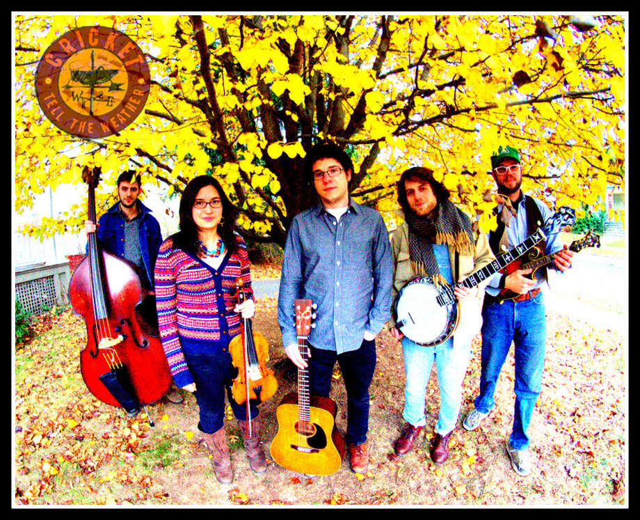 Cricket Tell the Weather is set to perform at Voices Cafe in Westport, Conn., on Saturday, Dec. 14, 2013. They may give a taste of some of the original songs one can find on their debut album, which the band expects to release early next year. For more information, http://voicescafe.org. Photo: Contributed Photo / Stamford Advocate Contributed