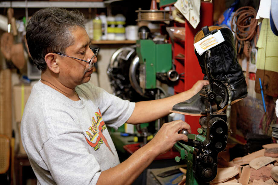 19. Cobblers, tailors, launderers and other textile workers: This field of 4,000 people is growing by just 0.9 percent a year, through 2016.  Photo: Kraig Scarbinsky, Getty Images / (c) Kraig Scarbinsky