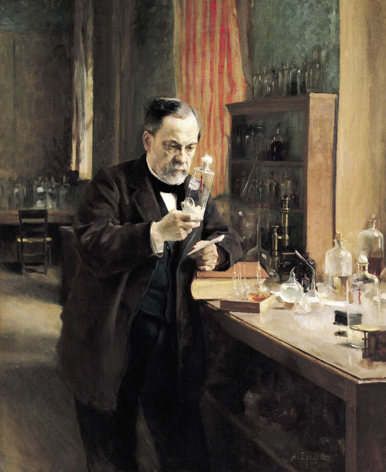 5. Life scientists: More than 6,600 people worked in this field last year, and demand will continue to rise, at a rate of 3.1 percent a year.  Photo: Albert Gustaf Aristides Edelfelt, Getty Images / The Bridgeman Art Library