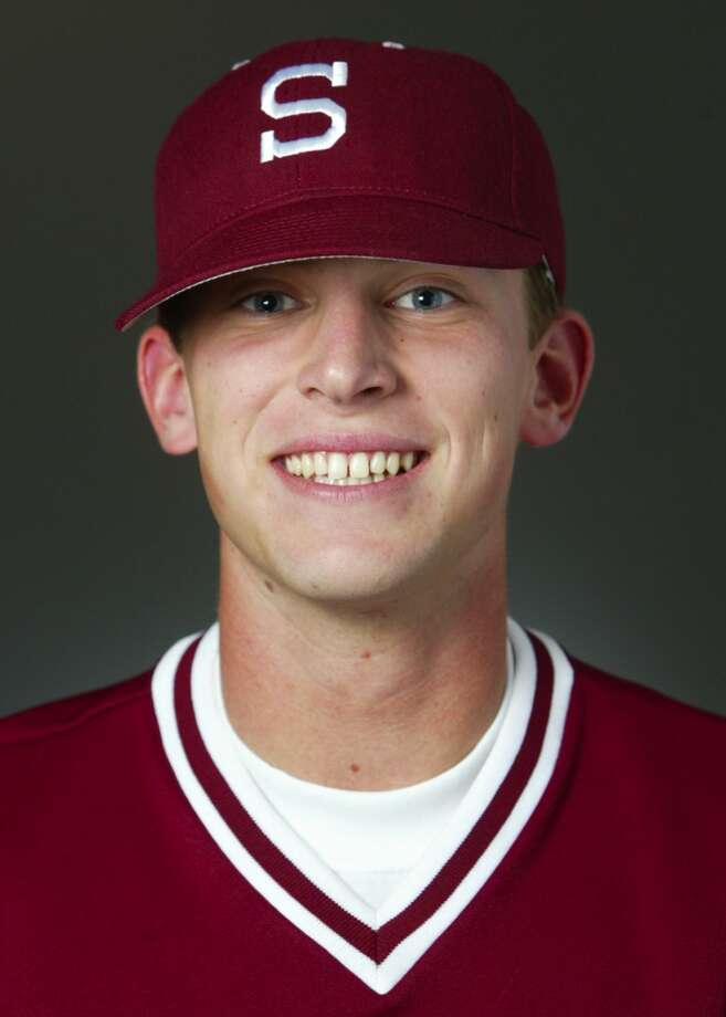 Aww, look at little Jed Lowrie in this headshot from his days playing at Stanford. Photo: David Gonzales, Courtesy Stanford Athletics