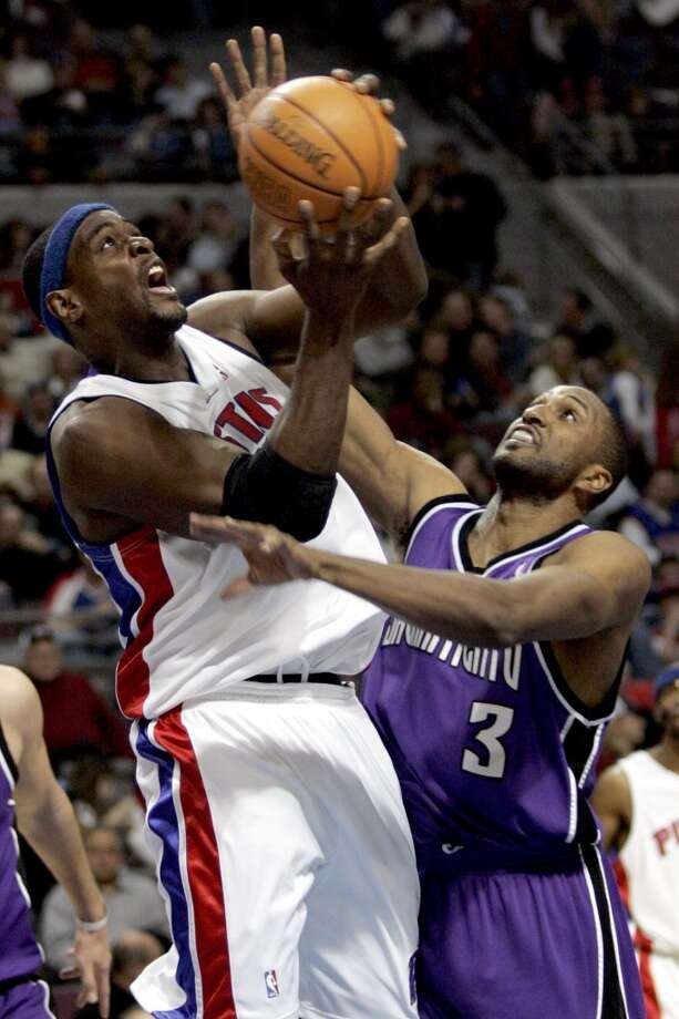 Shareef Abdur-Rahim retired as a Sacramento King in 2008.  He's currently the team's director of player personnel and the general manager of the Reno Bighorns, the Kings' minor-league team. Photo: REBECCA COOK, REUTERS