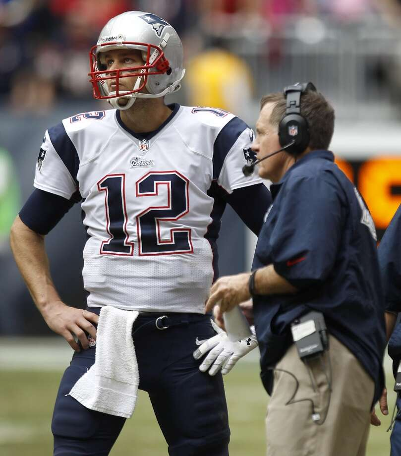 3. Patriots (9-3) Last week: 3  Pats are guaranteed their 13th consecutive winning season. The record belongs to Dallas with 20 (1966-1985). Photo: New England Patriots, Houston Chronicle