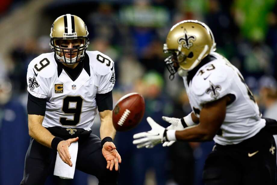 5. Saints (9-3) Lst week: 2  After getting blown out 34-7 at Seattle, the Saints host Carolina in the first of two NFC South games vs. Panthers. Photo: Jonathan Ferrey, Getty Images