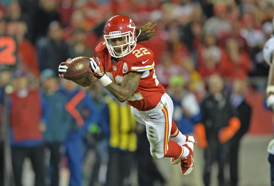 8. Chiefs (9-3) Last week: 5Despite 3-game skid, Chiefs still lead the league in fewest turnovers (12) and turnover ratio (plus-14). Photo: Peter Aiken, Getty Images