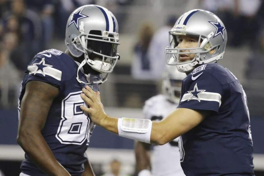 11. Cowboys (7-5) Last week: 12  Cowboys are tied with Philadelphia for first in the NFC East going into Monday night's game at Chicago. Photo: LM Otero, Associated Press
